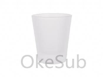 1.5oz Shot Glass Mug (Frosted)