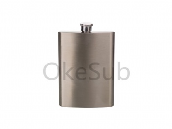 8oz Stainless Steel Wine Pot