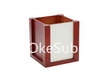 Wooden Pencil Holder with HB Insert