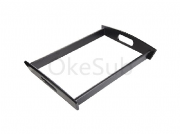 Wooden Tray (Black, 34.5*44.3cm)