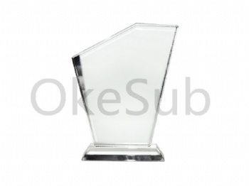 Triangle screen Sublimation Crystal