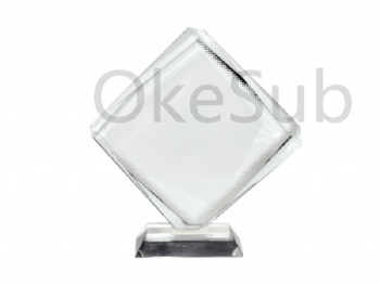 Octahedron Sublimation Crystal