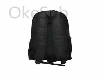 Black Kids School Bag