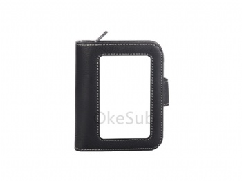 Leatherette Wallet-Small (9*12.5*3.5cm)